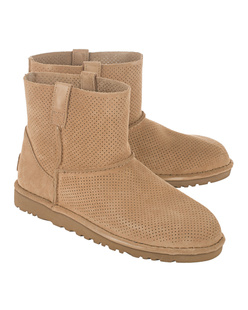 UGG Classic Unlined Mini Perf Tawny