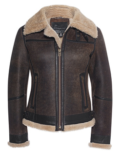 Goosecraft Lambskin Brown