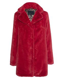 Goosecraft Fake Fur Gallery Red