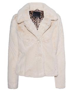 Goosecraft Fake Fur Gallery Short Off-White