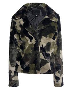 Goosecraft Fake Fur Gallery Camouflage