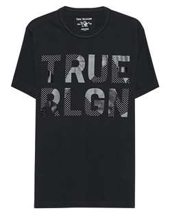 TRUE RELIGION Metallic Black
