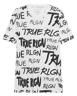 TRUE RELIGION Sparkle White