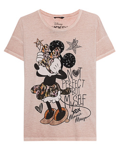 PRINCESS GOES HOLLYWOOD Minnie Mouse Rhinestones Rose
