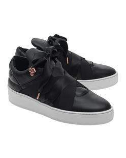 Filling Pieces Mountain Cut Bow Black