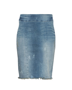 NSF CLOTHING Pencil Denim Blue