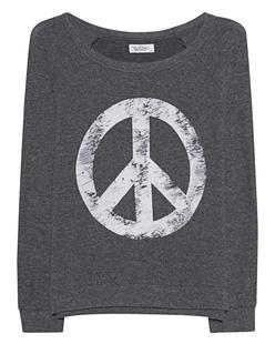 LAUREN MOSHI Brenna Vintage Peace Black