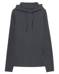 HANNES ROETHER Hoodie Anthracite