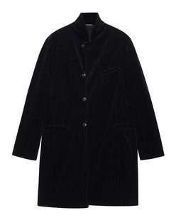 HANNES ROETHER Long Cord Button Black