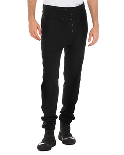 HANNES ROETHER Pants Black