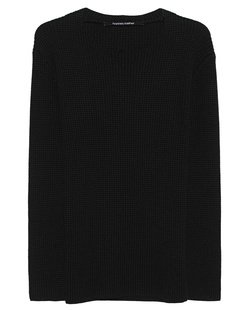 HANNES ROETHER Knit Tornado Black