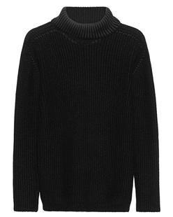 HANNES ROETHER Turtle Knit Phantom Black