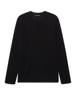 HANNES ROETHER Wool Clean Black