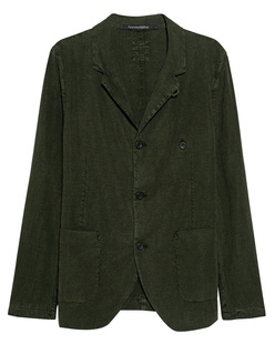 HANNES ROETHER Washed Blazer Caper