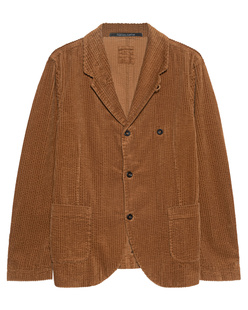 HANNES ROETHER Cord Pockets Camel