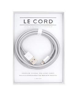 LE CORD Solid Silver 2.0