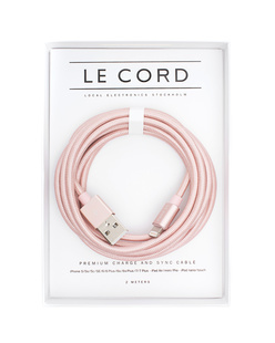 LE CORD Rose Gold 2.0