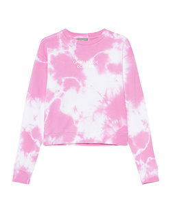 CAMOUFLAGE COUTURE STORK Comfy Tie Dye Pink