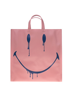 STEFFEN SCHRAUT Capsule Collection Smiley London Shopper XL Smudge Old Rose