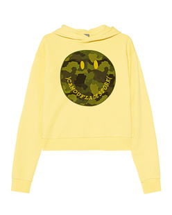 CAMOUFLAGE COUTURE STORK Smiley Yellow