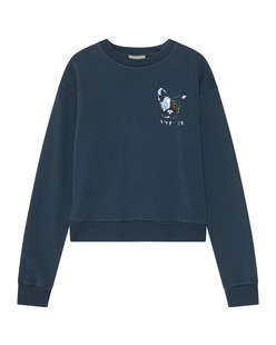CAMOUFLAGE COUTURE STORK Comfy Navy