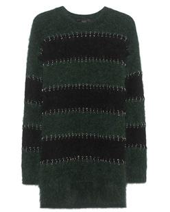 ALEXANDER WANG Piercing Black Green
