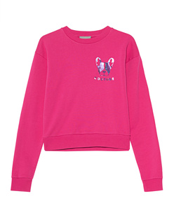 CAMOUFLAGE COUTURE STORK Comfy Pink