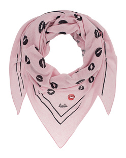 LALA BERLIN Triangle Lips Cashmere Rose