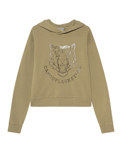 CAMOUFLAGE COUTURE STORK Tiger Khaki