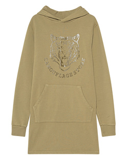 CAMOUFLAGE COUTURE STORK Long Tiger Khaki