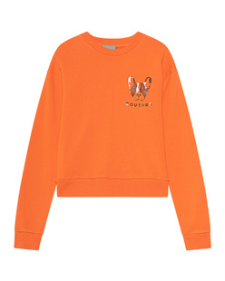CAMOUFLAGE COUTURE STORK Comfy Orange