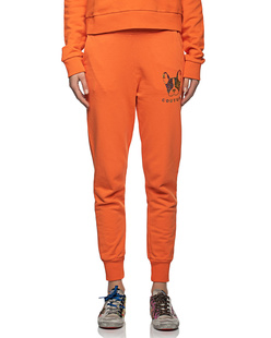 CAMOUFLAGE COUTURE STORK Jogging Orange