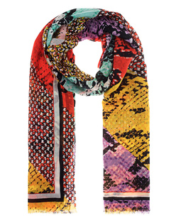 LALA BERLIN Python Patchwork Multicolor
