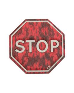 ANYA HINDMARCH Stop Bright Red Snake