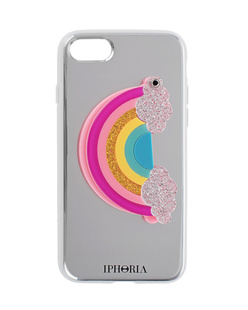 IPHORIA Mirror Rainbow Silver