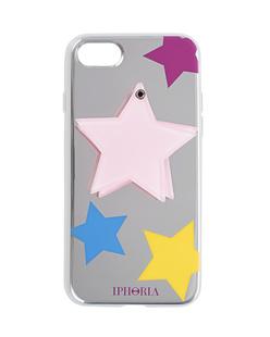 IPHORIA Mirror Rose Star Silver