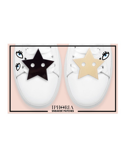 IPHORIA Patches Stars Black Cream