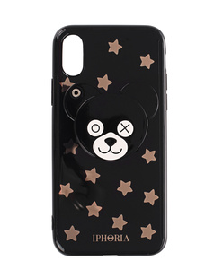IPHORIA iPhone X Teddy Black