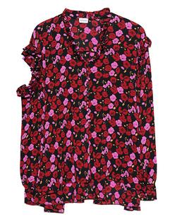 Magda Butrym Forli Silk Pink