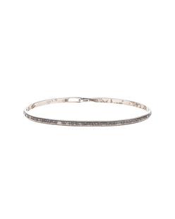 WERKSTATT MÜNCHEN Bracelet Bangle Hook Silver