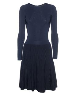 STEFFEN SCHRAUT Fine Knit Flare Blue