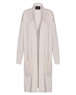 STEFFEN SCHRAUT Knitted Coat Beige