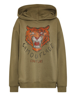 CAMOUFLAGE COUTURE Tiger Oliv