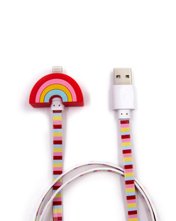 IPHORIA Rainbow Charging Multicolor