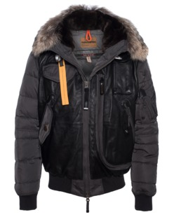 PARAJUMPERS Grizzly Anthracite