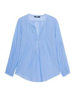 STEFFEN SCHRAUT Tucks Tunic Riviera Blue