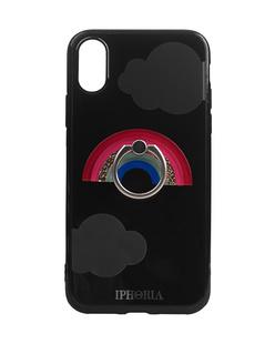 IPHORIA Case IPhone X/Xs Ring Happy Rainbow