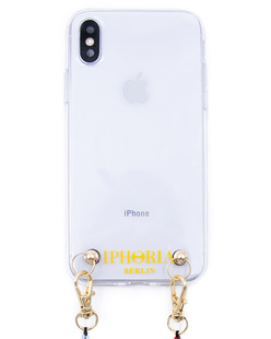 IPHORIA IPhone X/Xs Pearls Multicolor