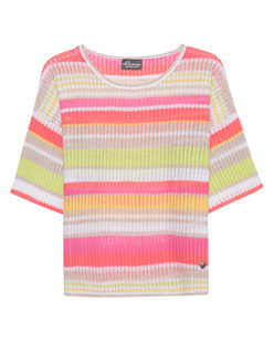 PRINCESS GOES HOLLYWOOD Stripe Knit Confetto