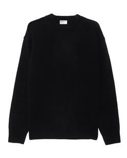 FUNKTION SCHNITT Wool Knit Black